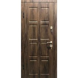 Plieninės vidaus durys Elegant 205, dešininės, 86x205 cm