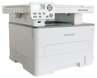 Многофункциональный принтер Pantum M6700DW, лазерный