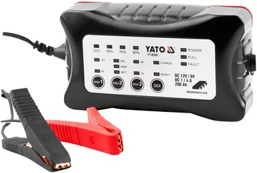 Yato Charger 6/12 V 1-4 A