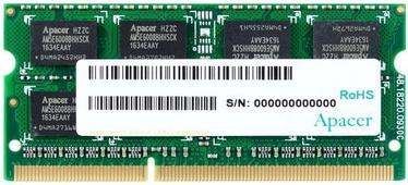 Operatīvā atmiņa (RAM) Apacer AS08GFA33C9TBGC DDR3 (SO-DIMM) 8 GB
