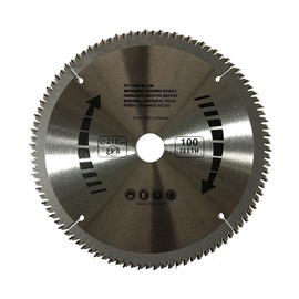 Vagner TCT Saw Blade 210mm 100T