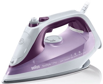 Triikraud Braun TexStyle 7 Pro SI 7066 Velvet Purple