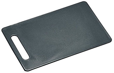 Kesper Plastic Chopping Board 24x15cm Grey