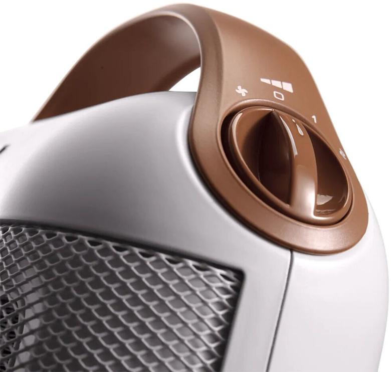 Электрический нагреватель De'Longhi HFX30C18.IW, 1.8 кВт