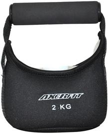 Axer Sport Neoprene Kettlebell 2kg A1709