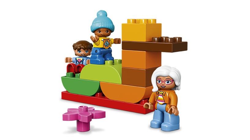 Конструктор LEGO Duplo Birthday Picnic 10832 10832, 19 шт.
