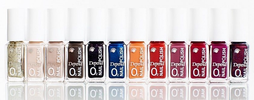Depend O2 Nail Polish 5ml A546