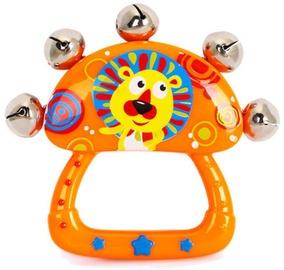 Grabulis Orff Music Set Hand Bell, oranža