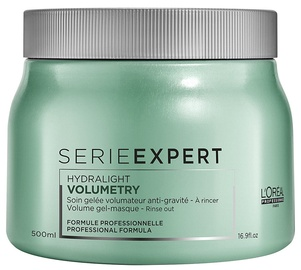 L´Oreal Professionnel Serie Expert Volumetry Volume Gel Masque 500ml