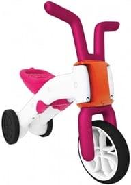 Vaikiškas dviratis Chillafish Bunzi Gradual Balance Bike Pink