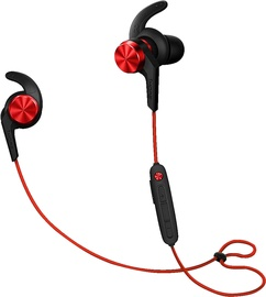 1More E1018 Bluetooth-Earphones Red