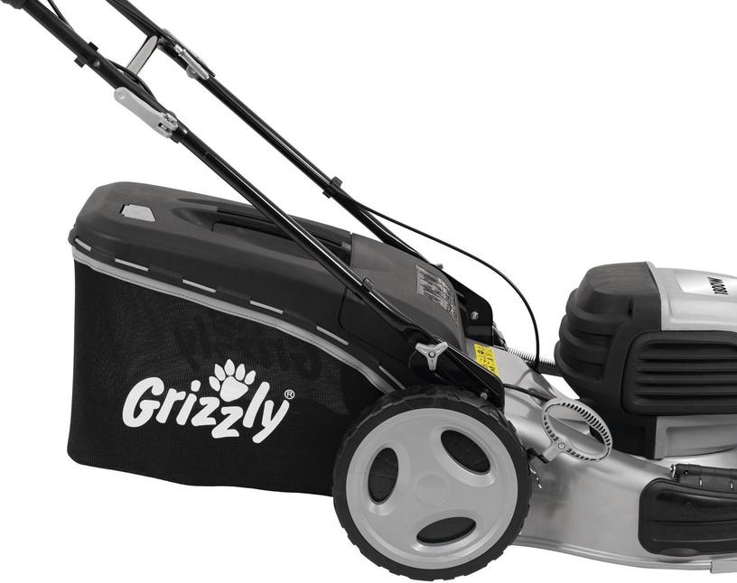 Elektrinė vejapjovė Grizzly ERM 1851 A Q-360
