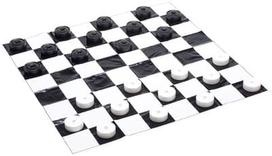 Galda spēle FunVille chess and draught 61152