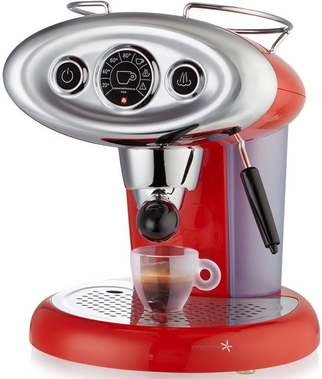 Kafijas automāts Illy X7.1 Iperespresso Red