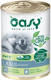Oasy Wet Adult All Breeds Lamb 400g