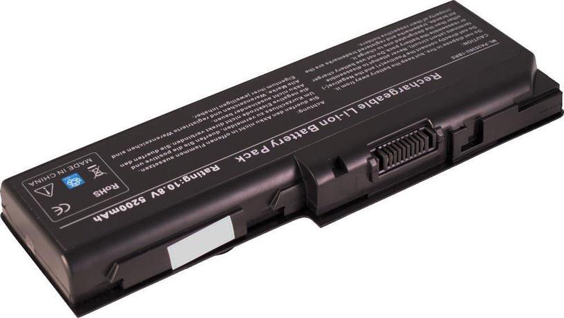 Green Cell Battery Toshiba Satellite Pro PA3536U-1BRS 4400mAh