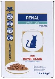 Royal Canin VD Cat Renal Tuna 12x85g