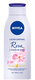 Nivea Oil In Lotion Rose & Argan Oil 400ml
