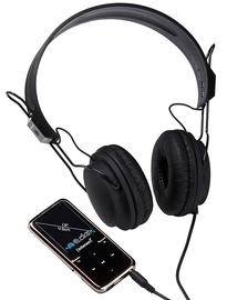 Музыкальный проигрыватель Intenso Video Scooter Special Edition, черный, 8 ГБ