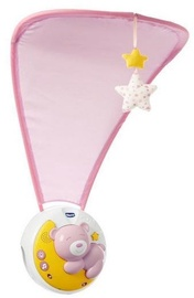 Chicco Next2Moon 3in1 Mobile With Projector Pink