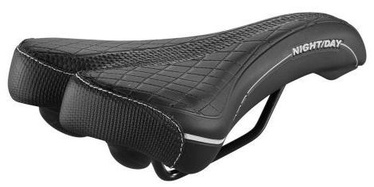 Selle Monte Grappa Night Day Saddle Black