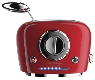 ViceVersa Tix Toaster Red 10033