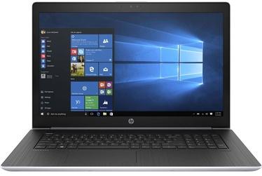 Nešiojamas kompiuteris HP ProBook 470 G5 Silver 2XZ77ES