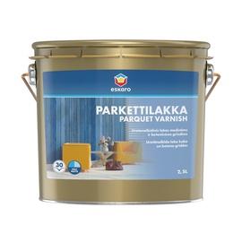Lakas Eskaro Parkettilakka, SE30, pusiau matinis, 2.5 l
