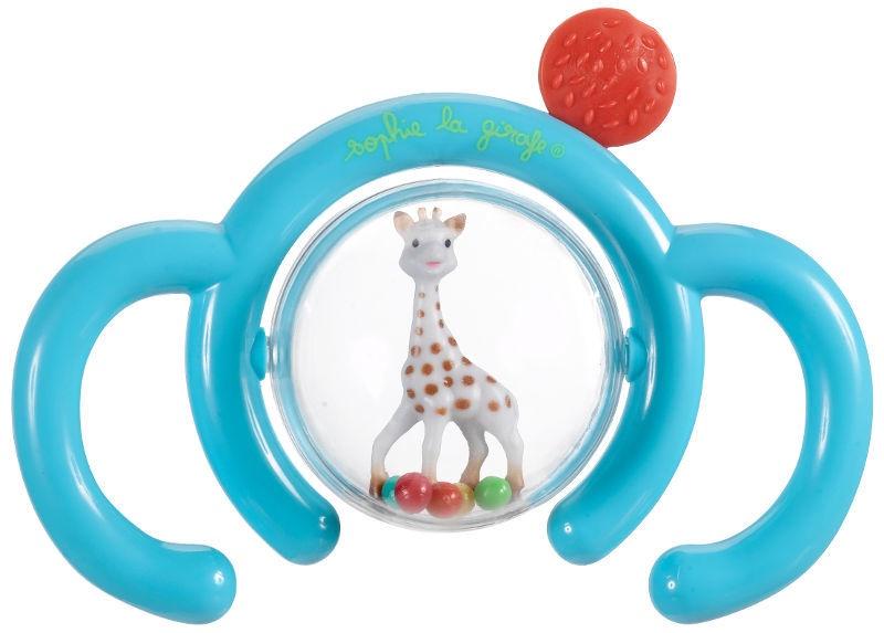 Vulli Rattle Twin Fraisy Sophie La Giraffe 10151