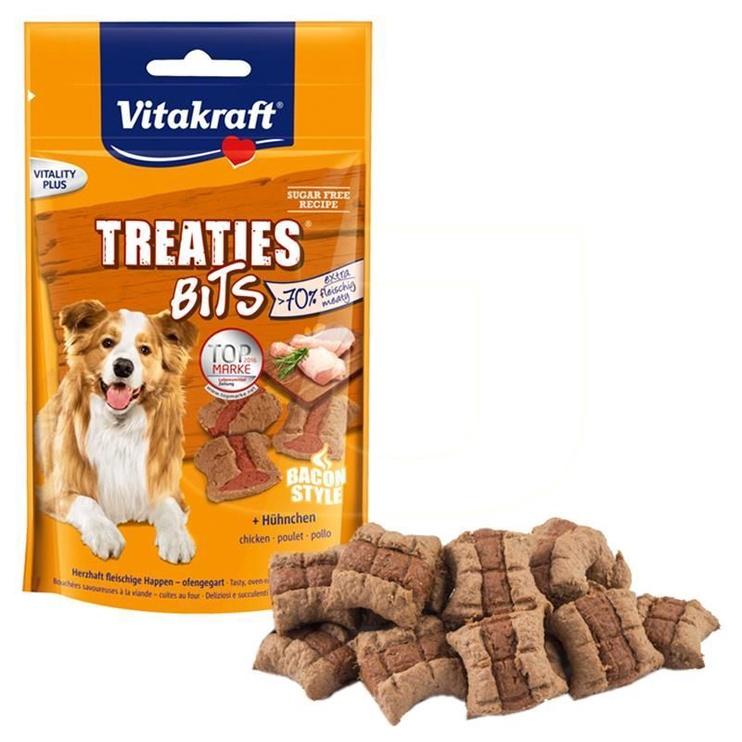 Vitakraft Treaties Bits w/ Chicken 120g