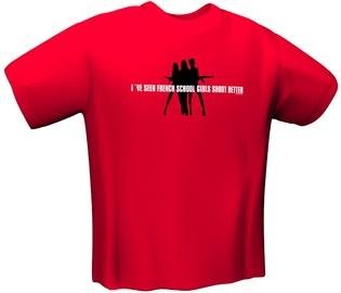 Футболка GamersWear Schoolgirl T-Shirt Red L
