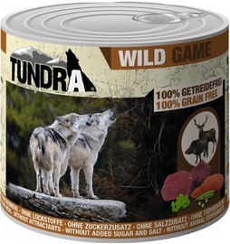 Tundra Dog Wild Game 400g
