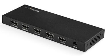 Videosignaali jagaja StarTech ST124HD202, 4096 x 2160