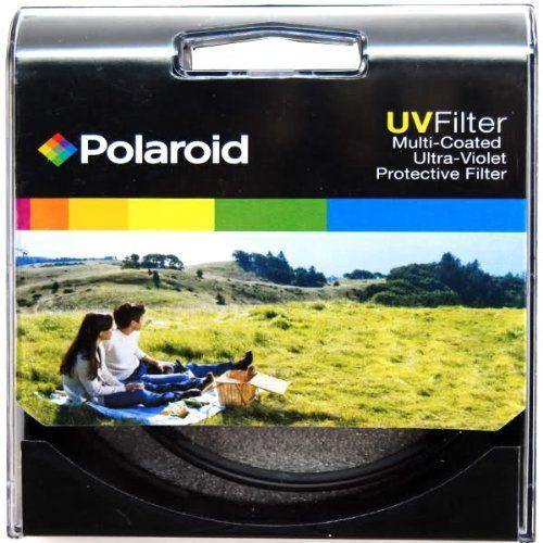 Polaroid Optics Multi Coated UV Protective Filter 72mm