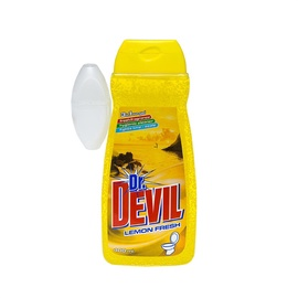 Unitazo želė Dr. Devil 3 in 1, 400 ml