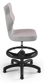 Entelo Petit HC+F Size 3 Children Chair CR08 Black/Pink