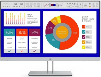 "Monitorius HP EliteDisplay E243p, 23.8"", 14 ms"
