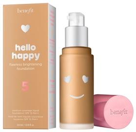 Benefit Hello Happy Flawless Brightening Foundation SPF15 30ml 05
