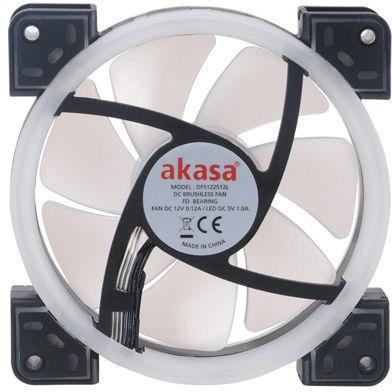 Akasa Vegas TLX Dual Sided Addressable RGB Cooling Fan 120mm