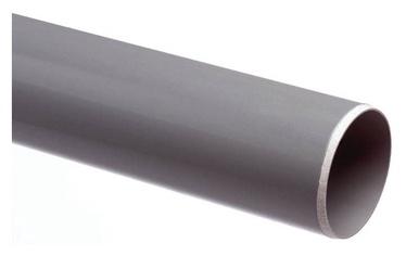 Kanalizācijas caurule ar uzmavu Wavin D40x2000mm, PVC