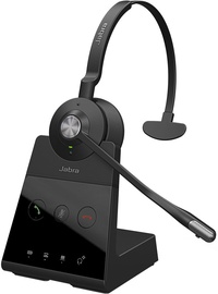 Ausinės Jabra Engage 65 Mono Black, belaidės
