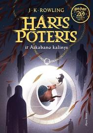 Knyga Haris Poteris ir Azkabano kalinys. 3 dalis