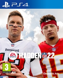 PlayStation 4 (PS4) mäng Electronic Arts Madden NFL 22
