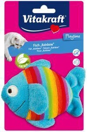 Vitakraft Cat Toy Rainbow Fish