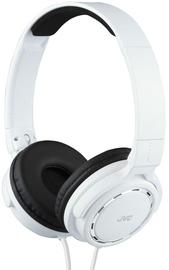 Ausinės JVC HA-S520 White