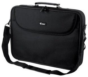 Сумка для ноутбука iBOX, черный, 15.6″