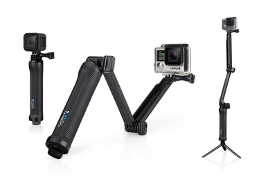 Kameros laikiklis GoPro 3-WAY AFAEM-001, 19-50,8 cm