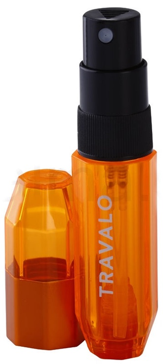 Travalo Ice Refillable Flacon 5ml Orange