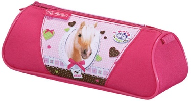 Herlitz Pencil Pouch Triangular Pretty Pets-Horse