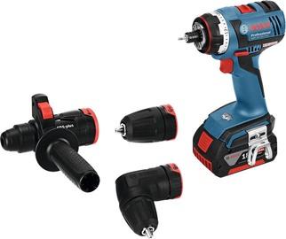 Bosch GSR 18 V-EC FC2 SDS+ Set